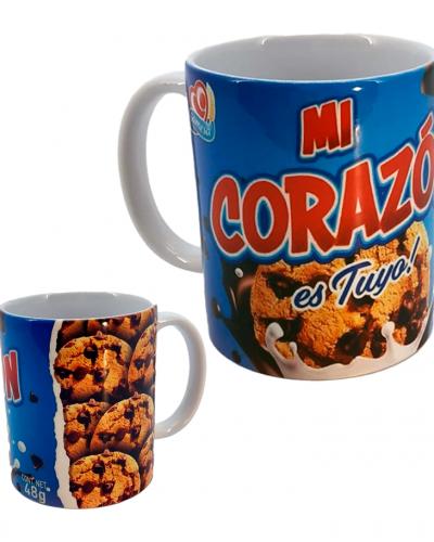 Tazas Cookies