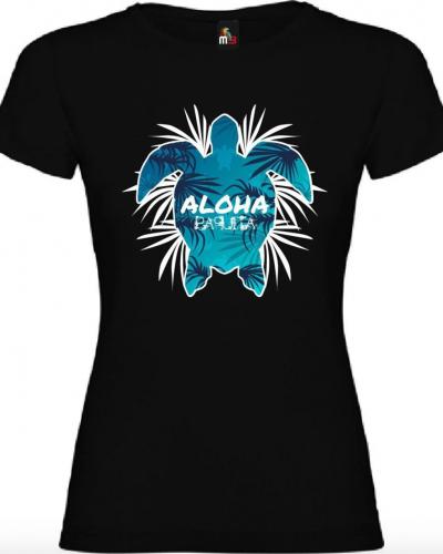 Camiseta Aloha Turtle